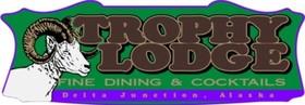 Trophy Lodge Logo