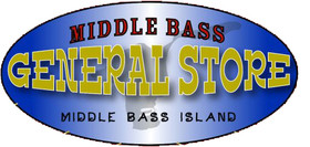 Middle Bass General Store Logo