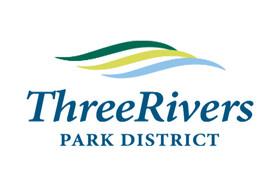 Three Rivers Park District Logo