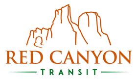Red Canyon Transit Logo