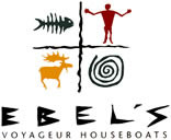 Ebels Voyageur Houseboats Logo