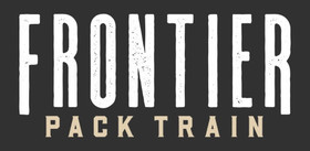 Frontier Pack Train Logo