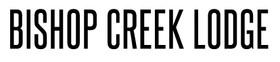 Bishop Creek Lodge Logo