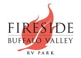 Fireside Buffalo Valley Logo