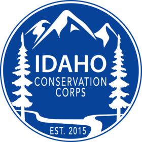 Idaho Conservation Corps Logo