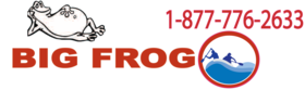 Big Frog Mountain Outfitters Logo