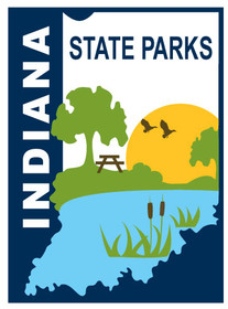 Indiana State Parks Logo