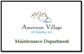 American Village of Alaska Logo