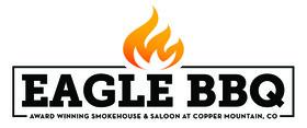 The Eagle BBQ Logo