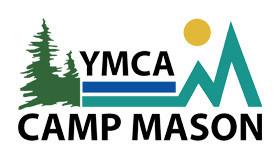YMCA Camp Mason Logo