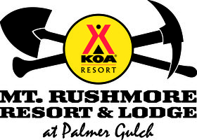 Mount Rushmore Resort and Lodge at Palmer Gulch Logo