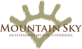 Mountain Sky Guest Ranch Logo