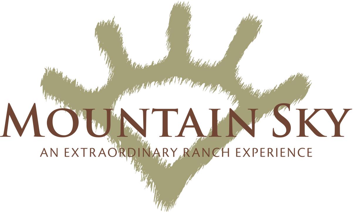 Mountain Sky Guest Ranch Logo