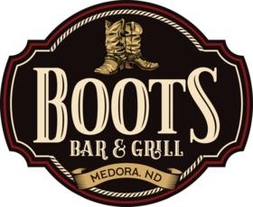 Boots Bar & Grill Logo