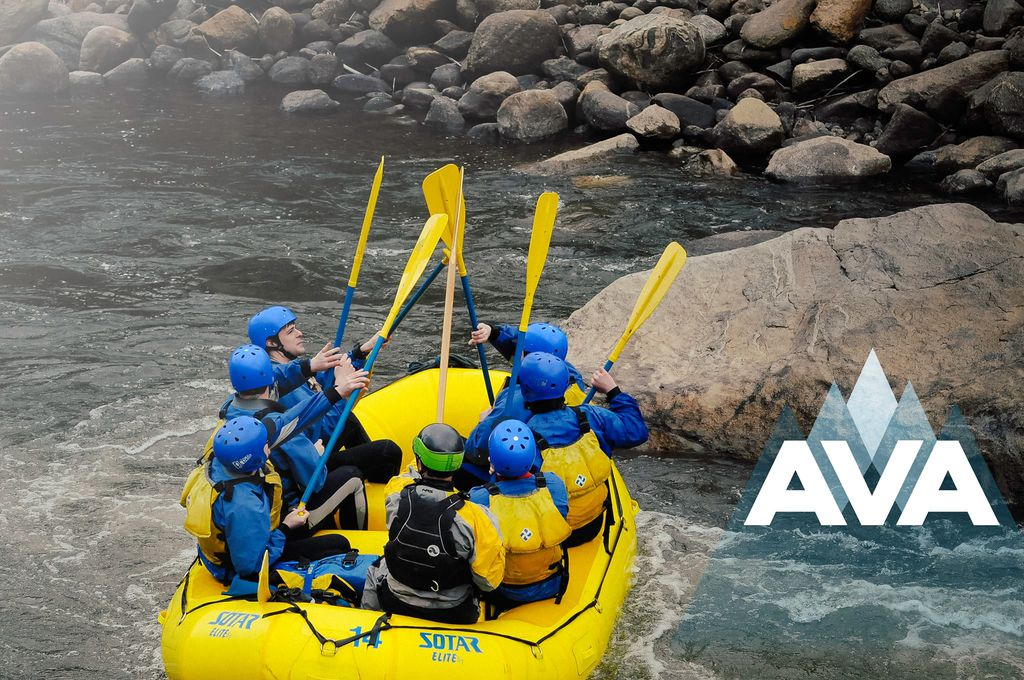 AVA Rafting & Zip Line/Peak 1 Express - AVA is The BEST