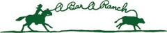 A Bar A Ranch Logo