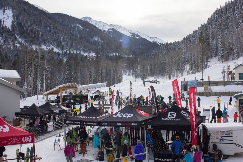 Taos Ski Valley - Align your values with a purposeful career. Step Taos Ski Valley Map on