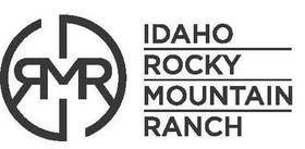Idaho Rocky Mountain Ranch Logo