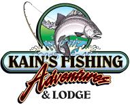 Kain's Fishing Adventures Logo