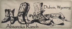 Absaroka Ranch Logo