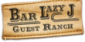 Bar Lazy J Ranch Logo