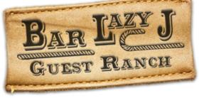 Bar Lazy J Ranch Logo