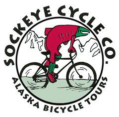 Sockeye Cycle Co. Logo