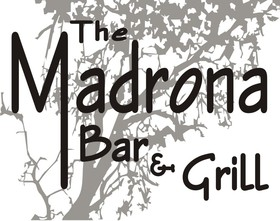 The Madrona Bar and Grill Logo