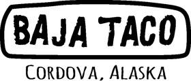 Baja Taco Logo