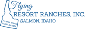 Flying Resort Ranches, Inc. Logo