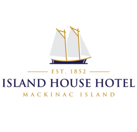 The Island House Logo