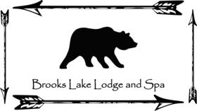 Brooks Lake Lodge Logo