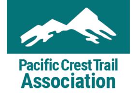 Pacific Crest Trail Association Logo