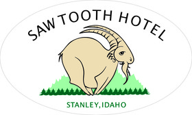 Stanley Baking Co./ Sawtooth Hotel Logo