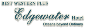 Best Western Plus Edgewater Hotel Logo
