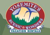 Yosemite's Scenic Wonders Logo