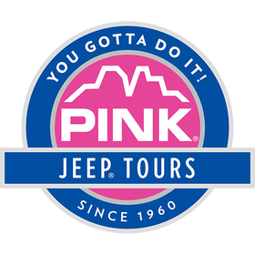 Pink Jeep Tours, Inc. Logo