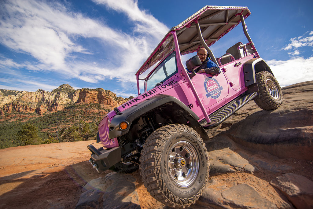 Pink Jeep Tours Inc Have Fun Educate And Create Life Long