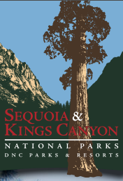 Delaware North at Sequoia and Kings Canyon Logo