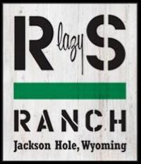 R lazy S Ranch Logo