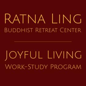 Ratna Ling Retreat Center Logo