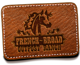French Broad Outpost Ranch Logo