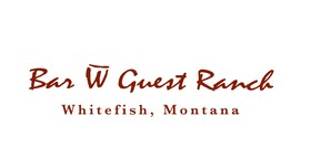 The Bar W Guest Ranch Logo