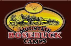 Bosebuck Mountain Camps Logo