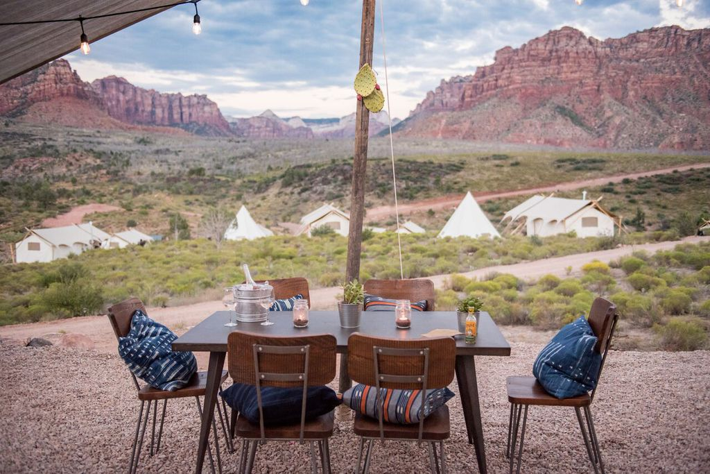 Under Canvas - Get Outside! Get Glamping with Under Canvas