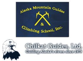 Alaska Mountain Guides & Chilkat Guides Logo