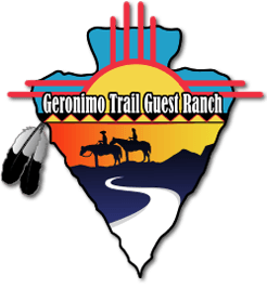 Geronimo Trail Guest Ranch Logo