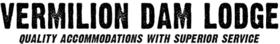 Vermilion Dam Lodge Logo