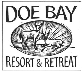 Doe Bay Resort Logo