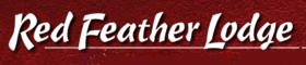 Red Feather Lodge Logo